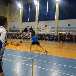 Badminton CSU Galati